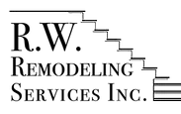 R W Remodeling Services Logo